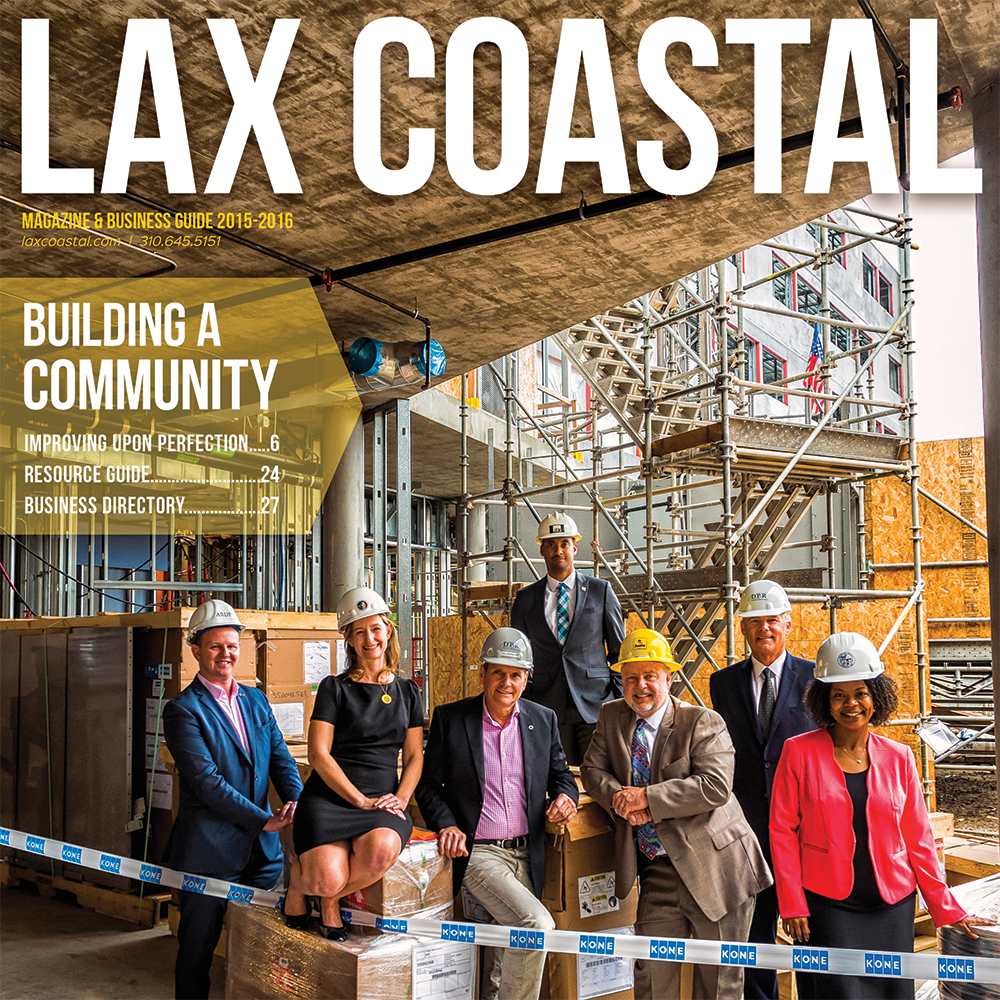LAX Coastal Magazine