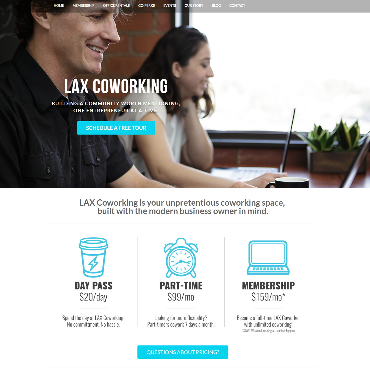 LAX Coworking