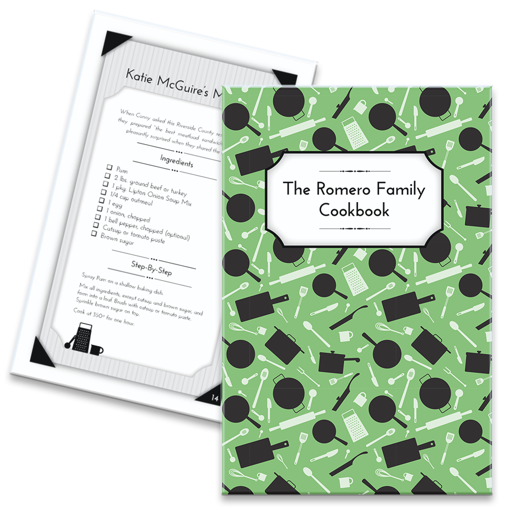 Romero Family Cookbook