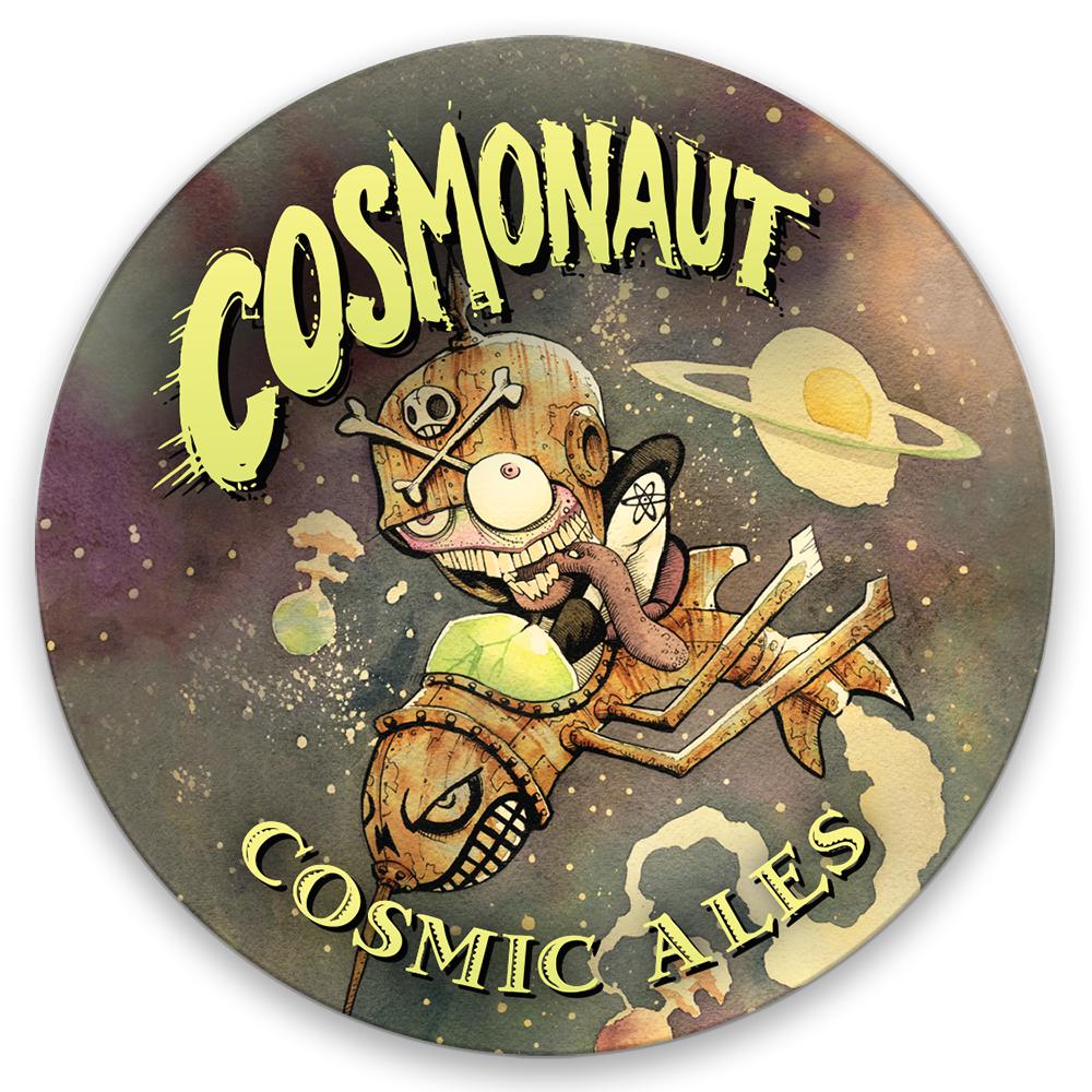 Cosmic Ales Beer Tap