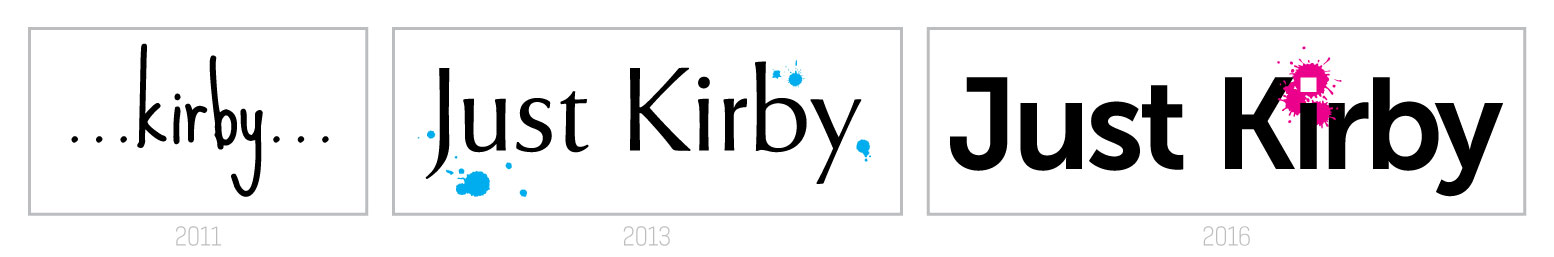 Just-Kirby_Logo-Comparisons